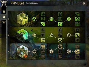 Spezialisierung Build