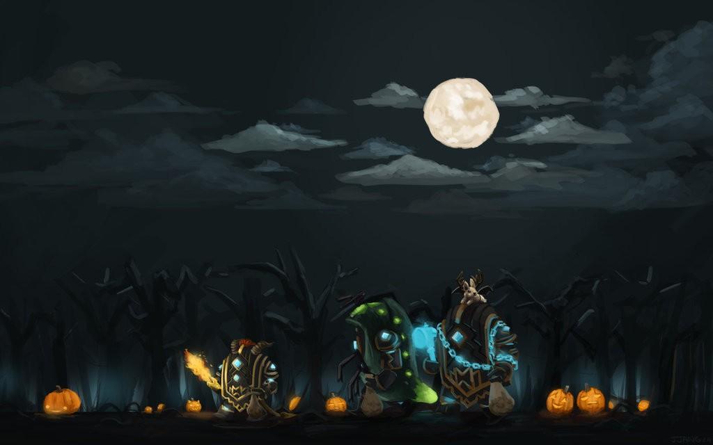 FF15_guild_wars_2_fanart___halloween_spirit_by_jeffufu-d5icfbm