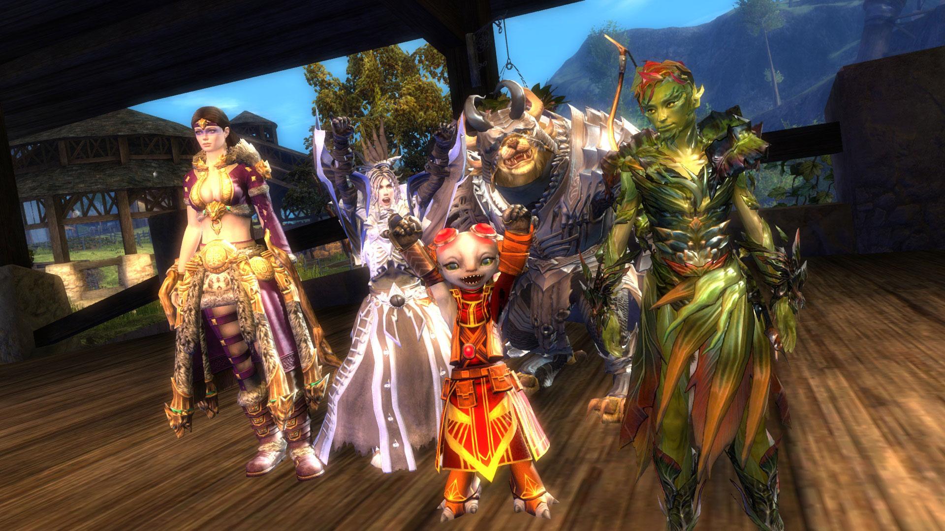 Photo of Endgültige Liste der Welten in Guild Wars 2