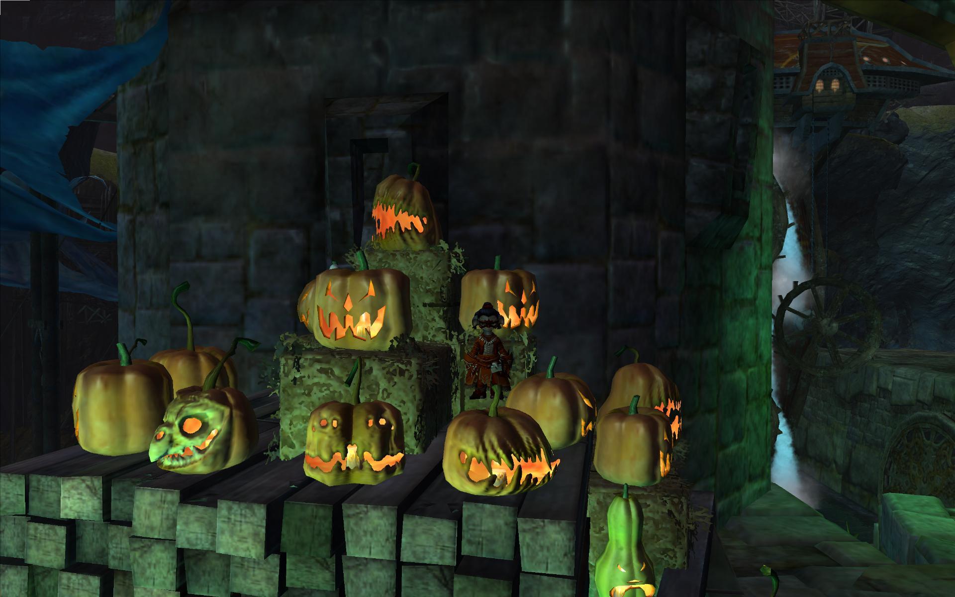 Photo of Guild Wars 2 Halloween-Diorama-Wettbewerb
