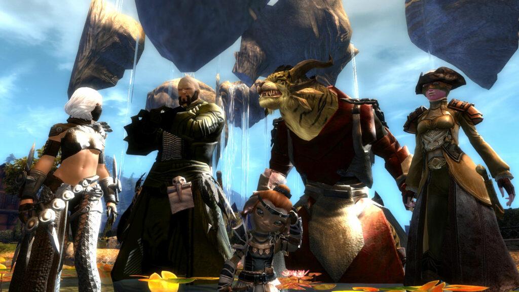 """""""Guild Wars 2 Friend/Ships"""": Die Story von Poz und Bria"""