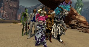 Die Story-Timeline zu Guild Wars