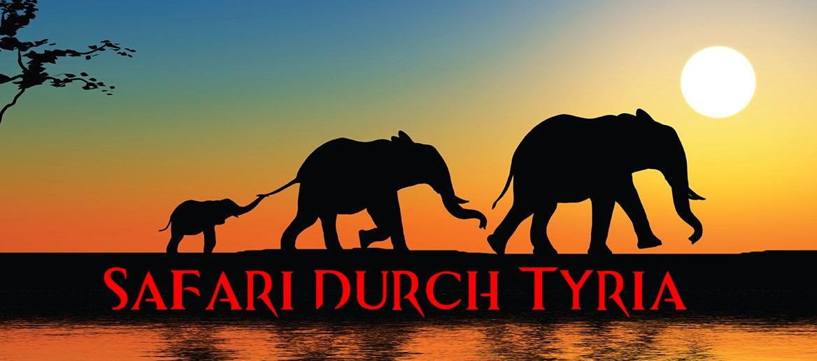 Safari durch Tyria