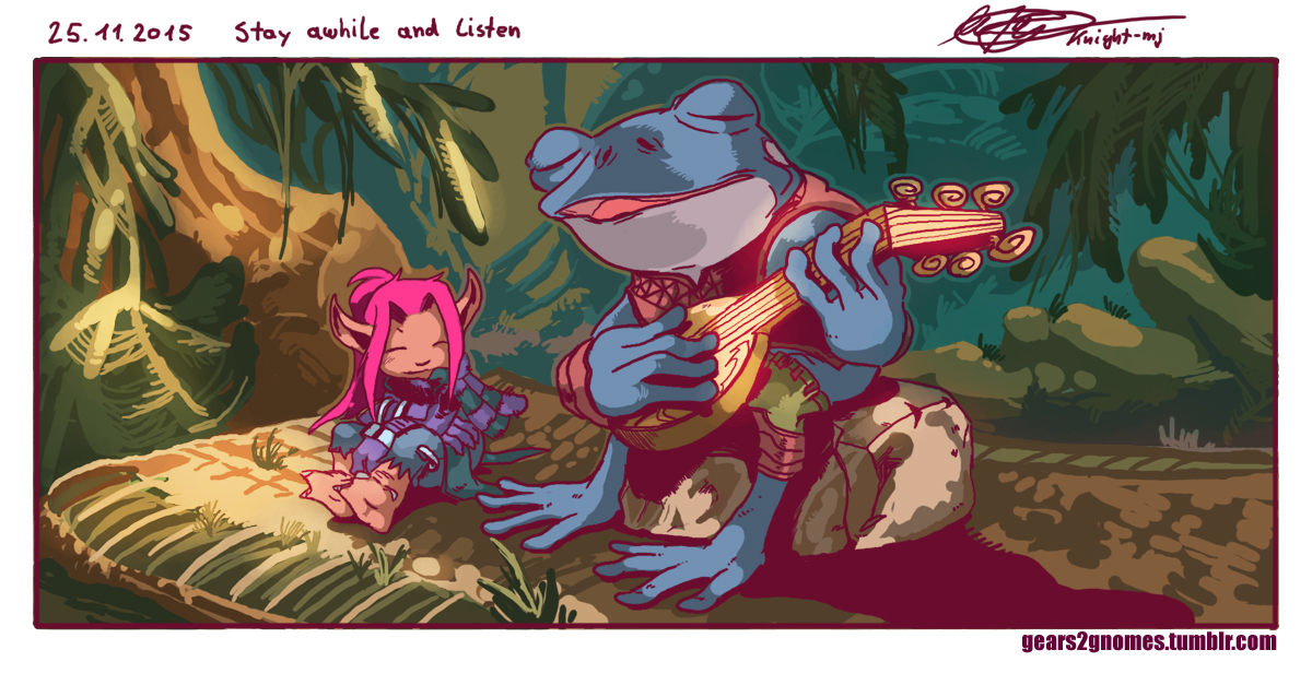 Photo of GW2 – Daily Comics von Sky #2