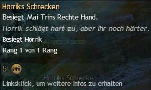 Horriks Schrecken