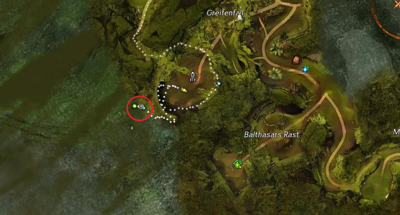 Versteckte Amphibie