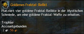 makelloses fraktal relikt