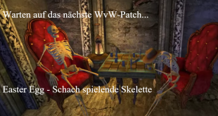 Easter Egg: Skeleton Chess (Bild: Screenshot)