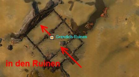 Nimmermehr Ruinen