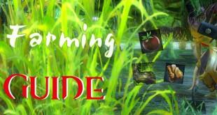 Farming Guide – T6-Material