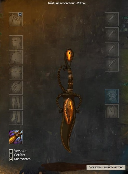 Ambrit-Waffen