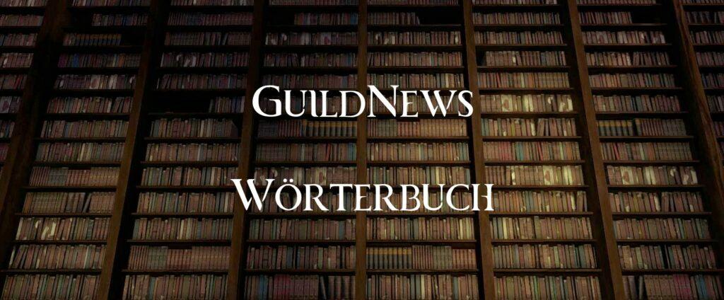 Wörterbuch Cover