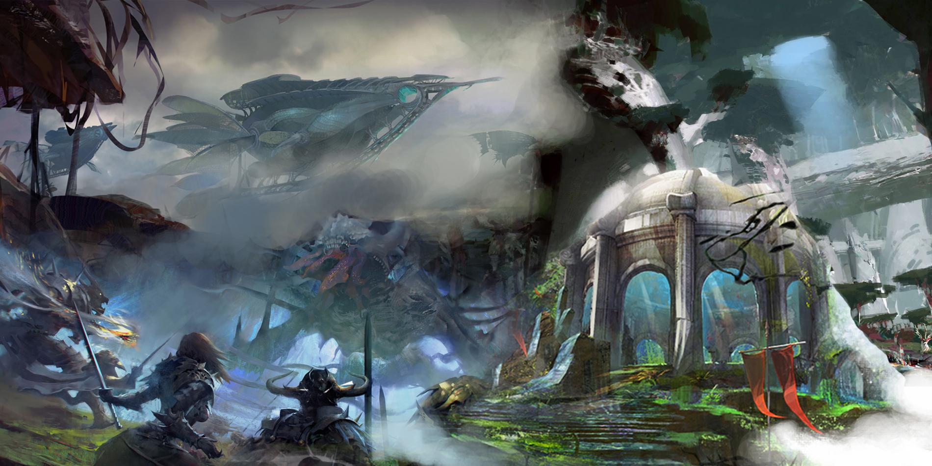 Photo of Rückkehr zu Guild Wars 2 – Die wichtigsten Infos – März 2019