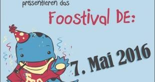Video zum Foostival 2016 – Ausschnitte vom Event