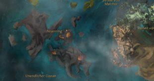Sputti spekuliert – Feuerring-Inselkette