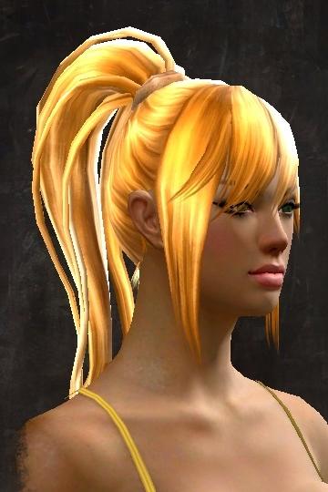 Sechs Neue Haarfarben Aus Dem Lodernde Flammen Patch Guildnews