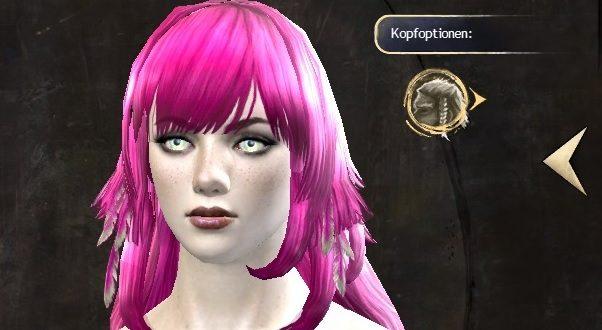 Galerie der neuen Haarfarben – 08. November