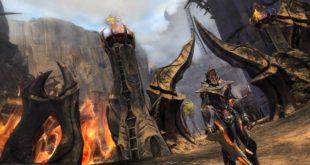 Galerie zu den Waffensets aus Path of Fire