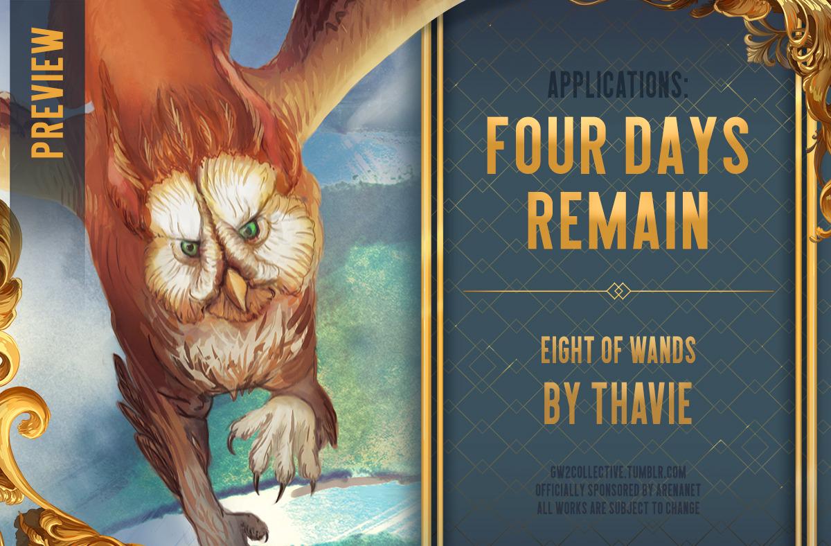 Update 4: Artist Collective: Guild Wars 2 Tarot Karten - Guildnews