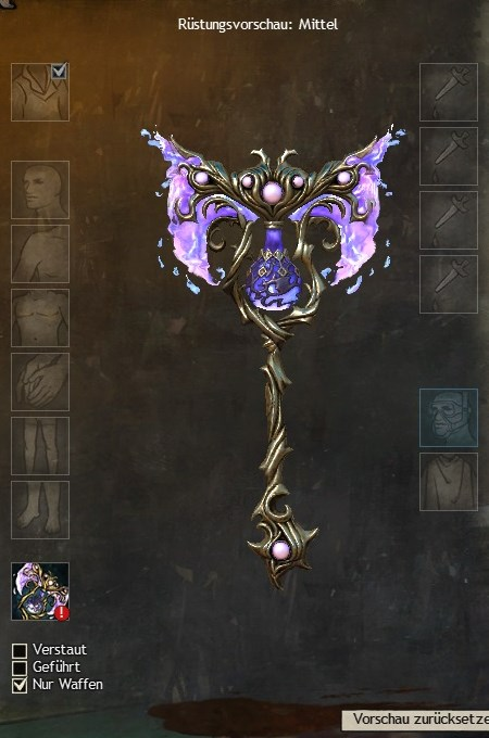 Alchemisten-Waffen