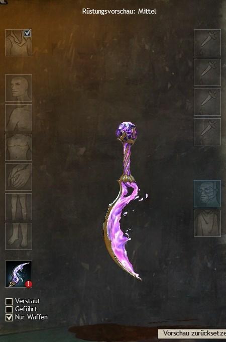 Alchemisten-Waffen Dolch