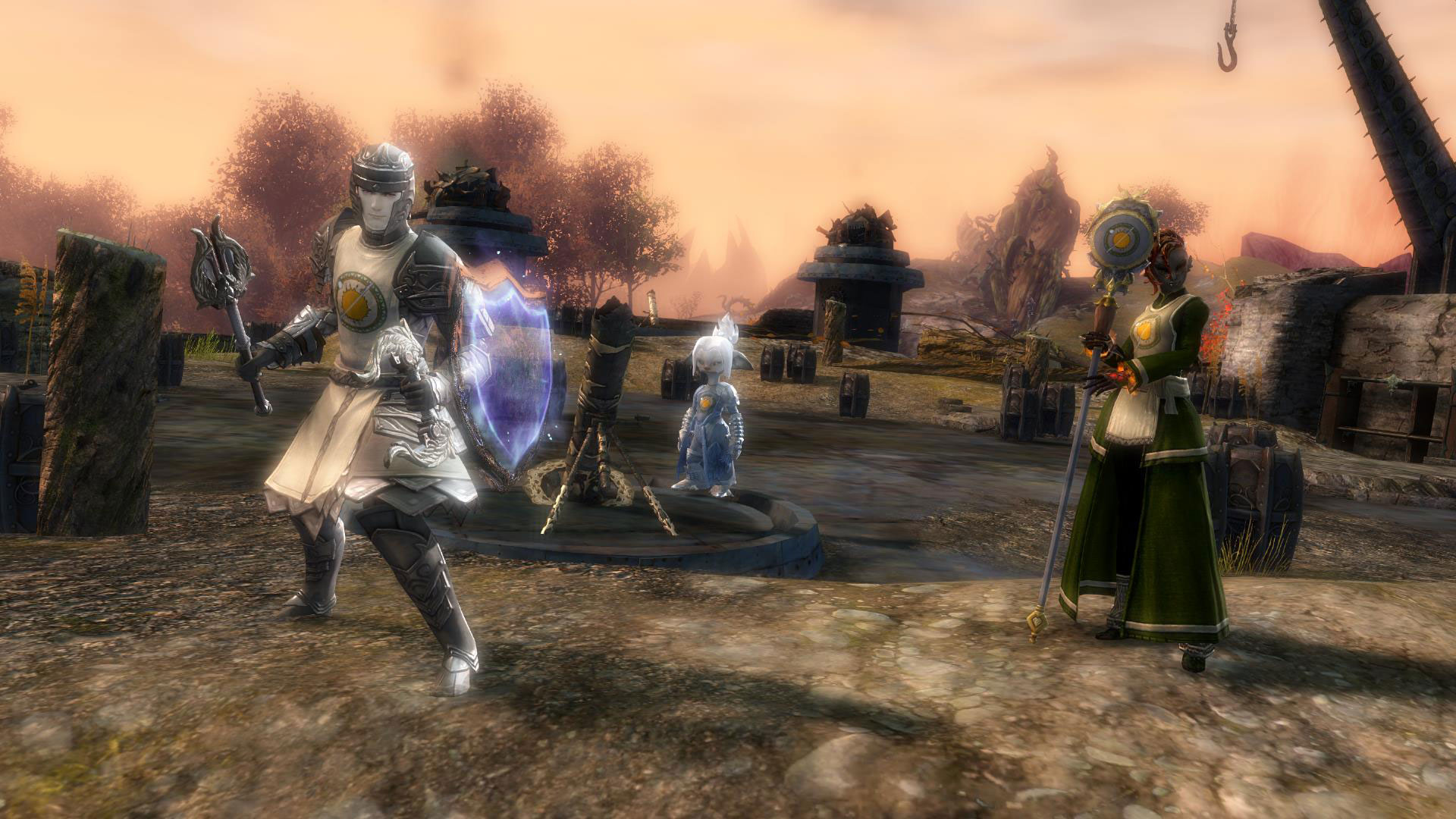 Photo of Blogpost: Feiert den Jahrestag von Guild Wars 2 mit neuen Gilden-Wappen
