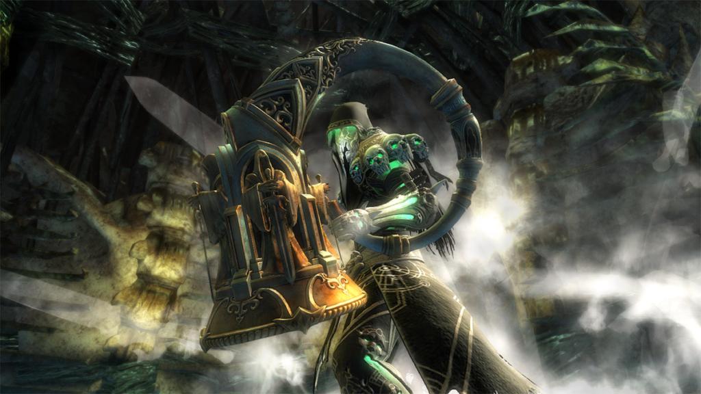 Das legendäre Horn als Symbolbild für die Legendäre Rüstkammer, die nächste Woche erscheint
