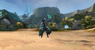 Galerie zu den neuen Wüstenkönig-Waffen