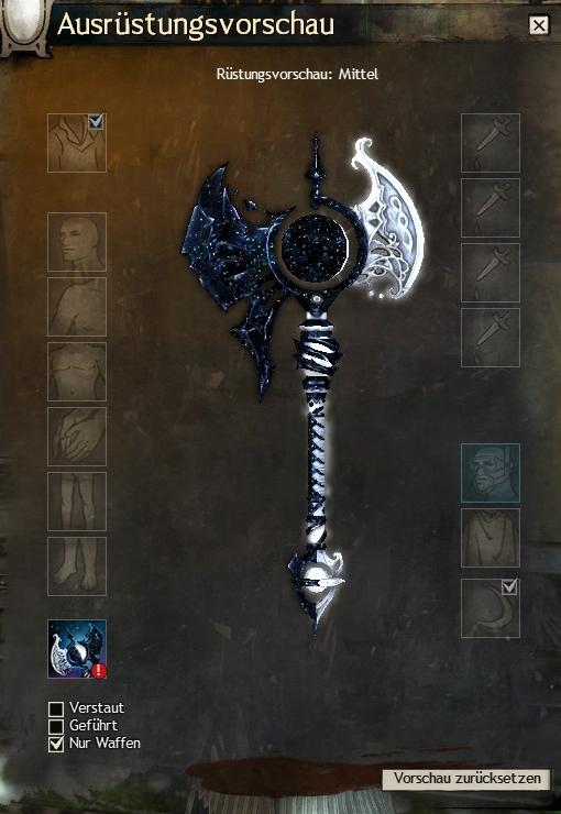 Equinox-Waffen