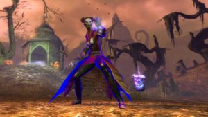 Guild Wars 2 Halloween-Event Schwert