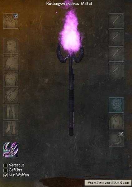 Gepeinigte-Waffen