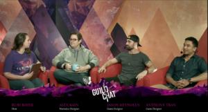 Mitschrift: Guild Chat 74 - Mythwright Gambit