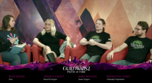 Mitschrift: Guild Chat 75 - The Systems Team