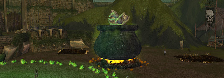 So feierte man Halloween in Guild Wars!