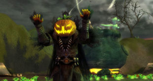 Zeitreise: So feierte man Halloween in Guild Wars!