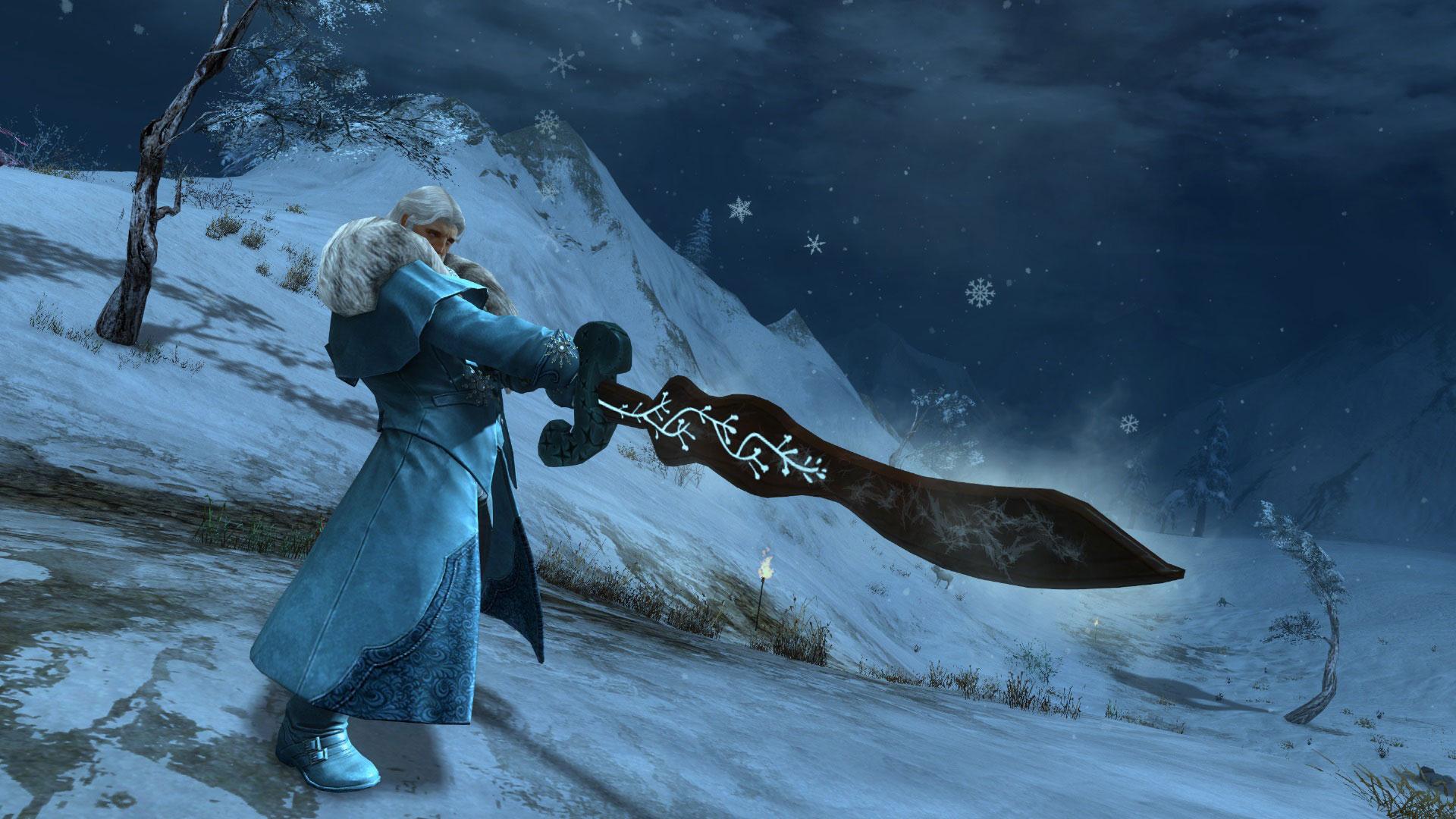 Bild von Galerie: Winter-Waffen