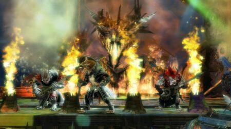 Rückkehr zu Guild Wars 2