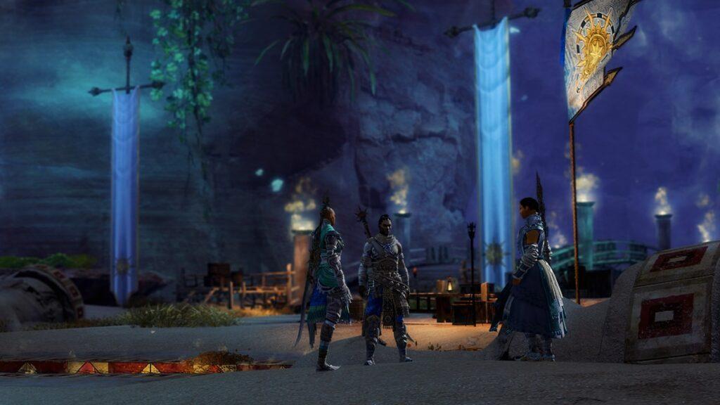 Willkommen zurück in Guild Wars 2 - Woche Vier
