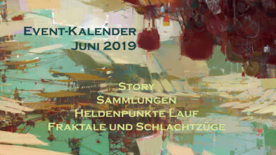 Photo of Event-Kalender Juni 2019