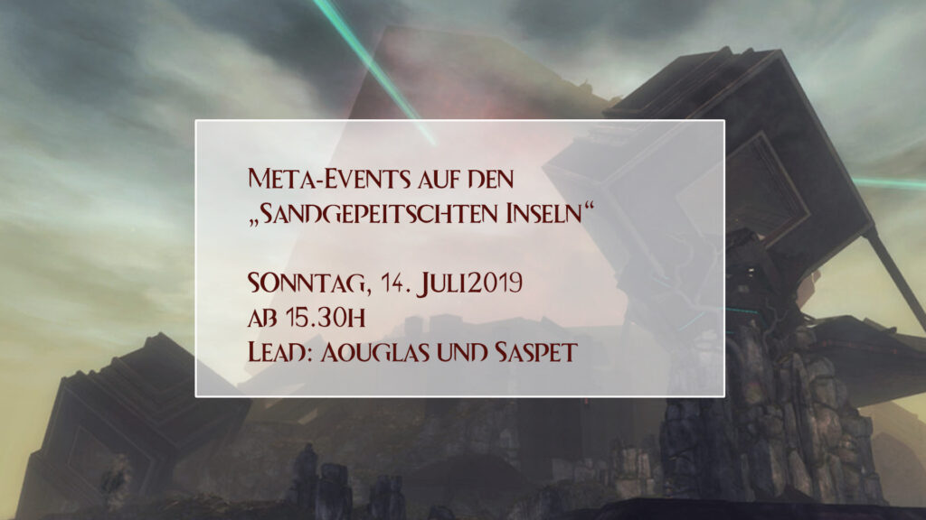Event-Kalender erneute Meta-Events