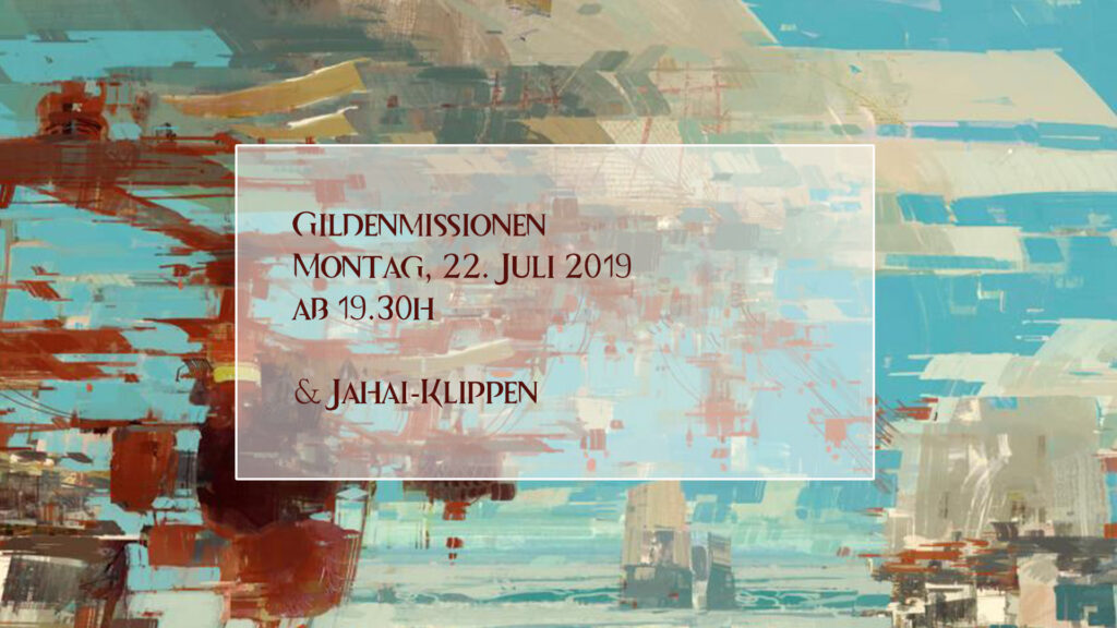 Event-Kalender Gm in den Jahai-Klippen