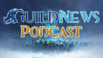 Photo of Mitschnitt: Guildnews Podcast Nr. 331: Visionen, VR und Vasburg