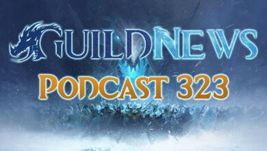 Photo of Mitschnitt: Guildnews Podcast Nr. 323 – Neues Jahr, Neues Glück