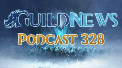 Bild von Mitschnitt: Guildnews Podcast Nr. 328:  Ruf zu Ruhm