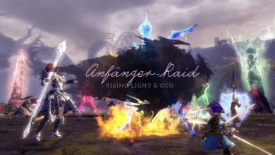 Photo of Event: Anfänger-Raid mit Rising Light und GCG – Nachwort