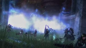 Schlachtzug Geisterwälder