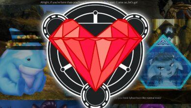 Bild von Fanmade: Dating Simulator im Guild Wars 2 Universum