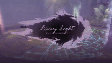 Photo of Raid-Event: Ein Ende und ein Anfang – Rising Light