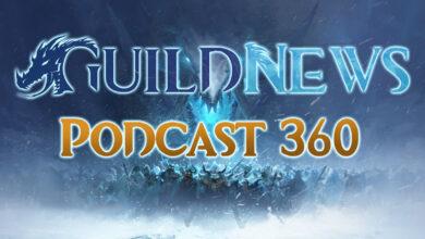 Bild von Mitschnitt: Und du bekommst eine Event-Woche und du (…)   Guildnews Podcast Nr. 360