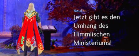 Umhang des Himmlischen Ministeriums